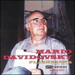 Flashbacks: Music by Mario Davidovsky