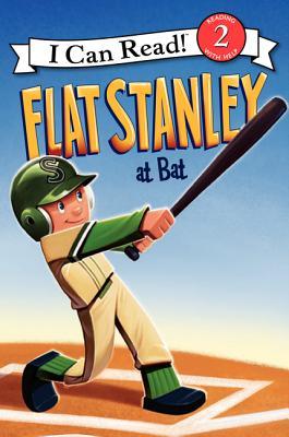 Flat Stanley at Bat - Brown, Jeff, Dr.