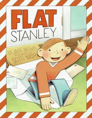 Flat Stanley - Brown, Jeff