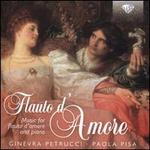 Flauto d'Amore: Music for flauto d'amore and piano