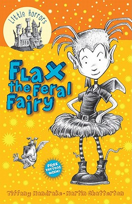 Flax the Feral Fairy - Mandrake, Tiffany