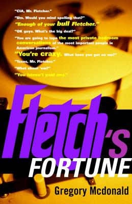 Fletch's Fortune - McDonald, Gregory