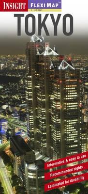 Fleximap Tokyo - Insight Guides