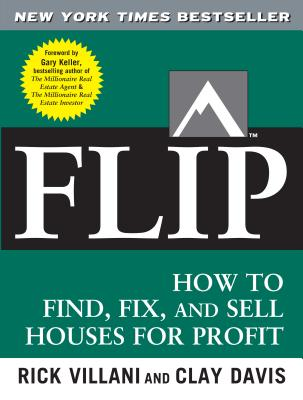 Flip how to find fix and sell houses for profit book by for How to buy a house to flip