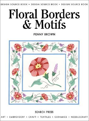 Floral Borders & Motifs - Brown, Penny