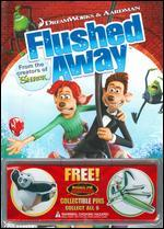 Flushed Away [P&S] [With 2 Kung Fu Panda Pins] - David Bowers; Sam Fell