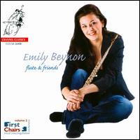 Flute & Friends - Alexeï Ogrintchouk (oboe); Daniel Esser (cello); Emily Beynon (flute); Henk Rubingh (violin); Marijn Mijnders (violin);...
