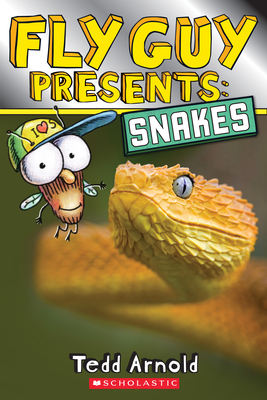 Fly Guy Presents: Snakes (Scholastic Reader, Level 2) -