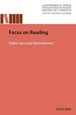 Focus On Reading - Geva, Esther, and Ramirez, Gloria