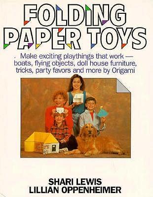 Folding Paper Toys - Lewis, Shari