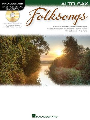 Folksongs, Alto Sax - Hal Leonard Corp