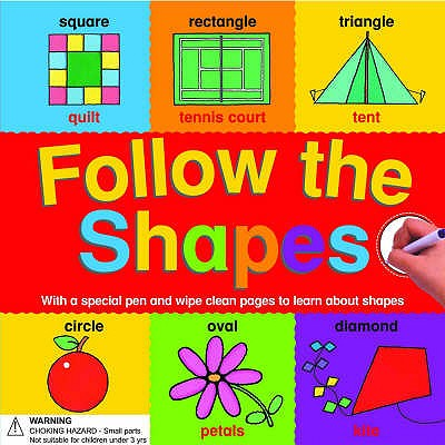 Follow the Shapes - Butler, Roberta, and Sage, Angie