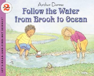 Follow the Water from Brook to Ocean -