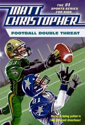 Football Double Threat - Christopher, Matt, and Peters, Stephanie (Text by)
