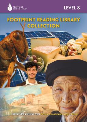 Footprint Reading Library 8: Collection (Bound Anthology) - Waring, Rob