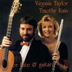 For flute & guitar