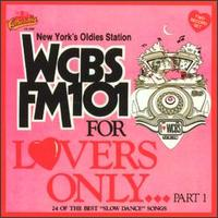 For Lovers Only: WCBS New York, Vol. 1 - Various Artists