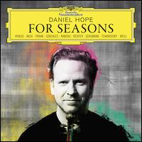For Seasons - Anna Lucia Richter (soprano); Chilly Gonzales (piano); Christian Badzura (synthesizer bass); Christoph Anacker (double bass);...