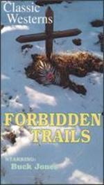 Forbidden Trails - Robert North Bradbury