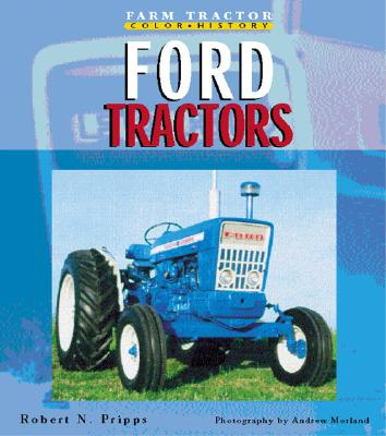 ford tractors book
