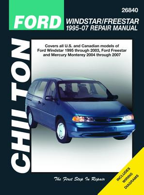 Ford Windstar/Freestar & Mercury Monerey, 2004-2007 - Storer, Jay