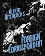 Foreign Correspondent [Criterion Collection] [3 Discs] [Blu-ray/DVD]