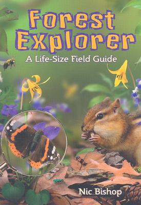 Forest Explorer: A Life-Sized Field Guide - Bishop, Nic