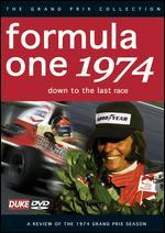 Formula One Review: 1974 - Down to the Last Race