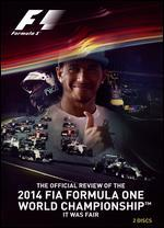 Formula One Review: 2014