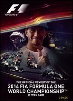 Formula One Review: 2014