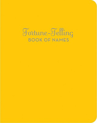 Fortune-Telling Book of Names - McCloud, A M