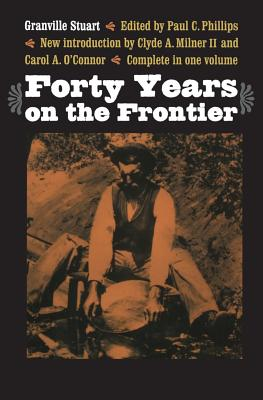 Forty Years on the Frontier -