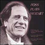 Foss Plays Mozart