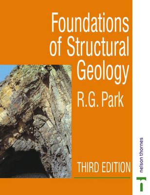 Foundation of Structural Geology - Park, R. G., Professor