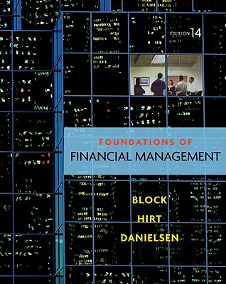 Foundations of Financial Management with Time Value of Money Card - Block, Stanley B, Professor