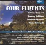 Four Flutists: Music of Peter Homans & William Thomas McKinLey
