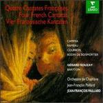Four French Cantatas For Baritone