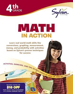 Fourth Grade Math In Action (Sylvan Workbooks) - Learning, Sylvan