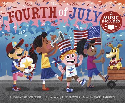 Fourth of July - Berne, Emma Carlson, and Faison, Joseph (Producer)