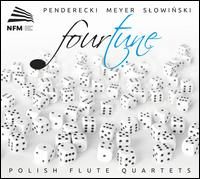 FourTune Performs Polish Flute Quartets - Fourtune