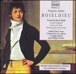 François-Adrien Boildieu: Concerto pour harpe; Romances pour voix et harpe