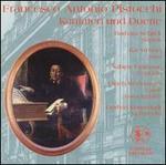 Francesco Antonio Pistocchi: Cantatas and Duets