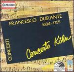 Francesco Durante: Concerti