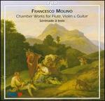 Francesco Molino: Chamber Works for Flute, Violin & Guitar