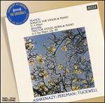 Franck: Sonata for Violin & Piano; Brahms: Trio for Violin, Horn & Piano