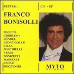 Franco Bonisolli - Recital