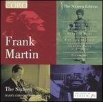 Frank Martin: Mass for Double Choir; Songs of Ariel; Ode à La Musique; etc.