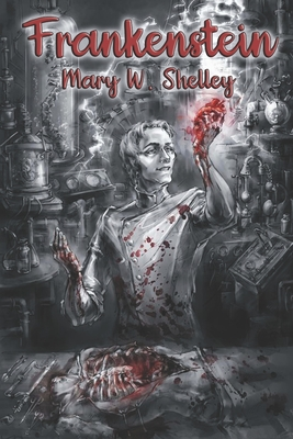 Frankenstein - Shelley, Mary W