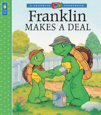 Franklin Makes a Deal - Jennings, Sharon (Adapted by), and Sinkner, Alice (Adapted by), and Sisic, Jelena (Adapted by)