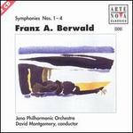 Franz A. Berwald: Symphonies Nos. 1-4
